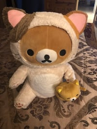Rilakkuma bear with original tag Palmdale, 93551