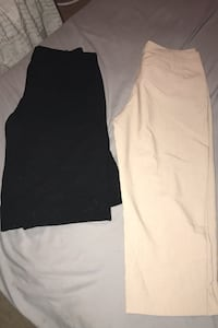 Dress capris women's size 8