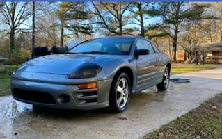 NEED GONE! 05 Mitsubishi Eclipse GS - low miles!