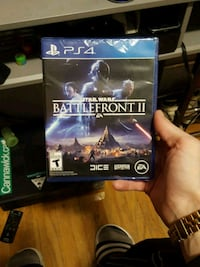 Star Wars Battlefront 2 Winnipeg, R2G