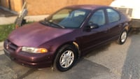 Dodge - Stratus - 1999 Capitol Heights