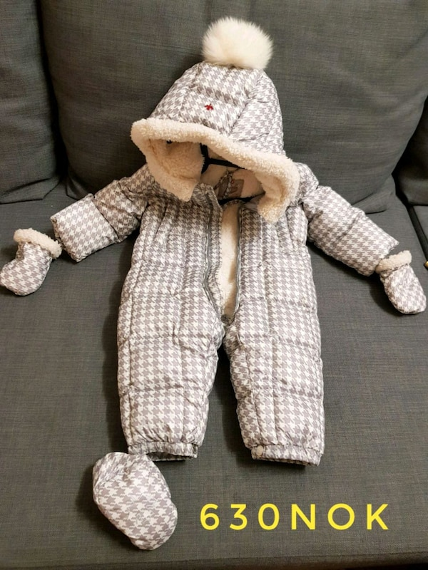 Baby overall winter suit from Canadines (NEW)