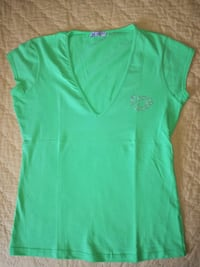 Maglia / T-Shirt da donna Fly Girl, verde, M Arese