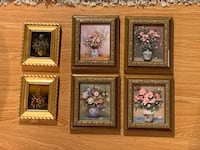 Antique Flower pictures