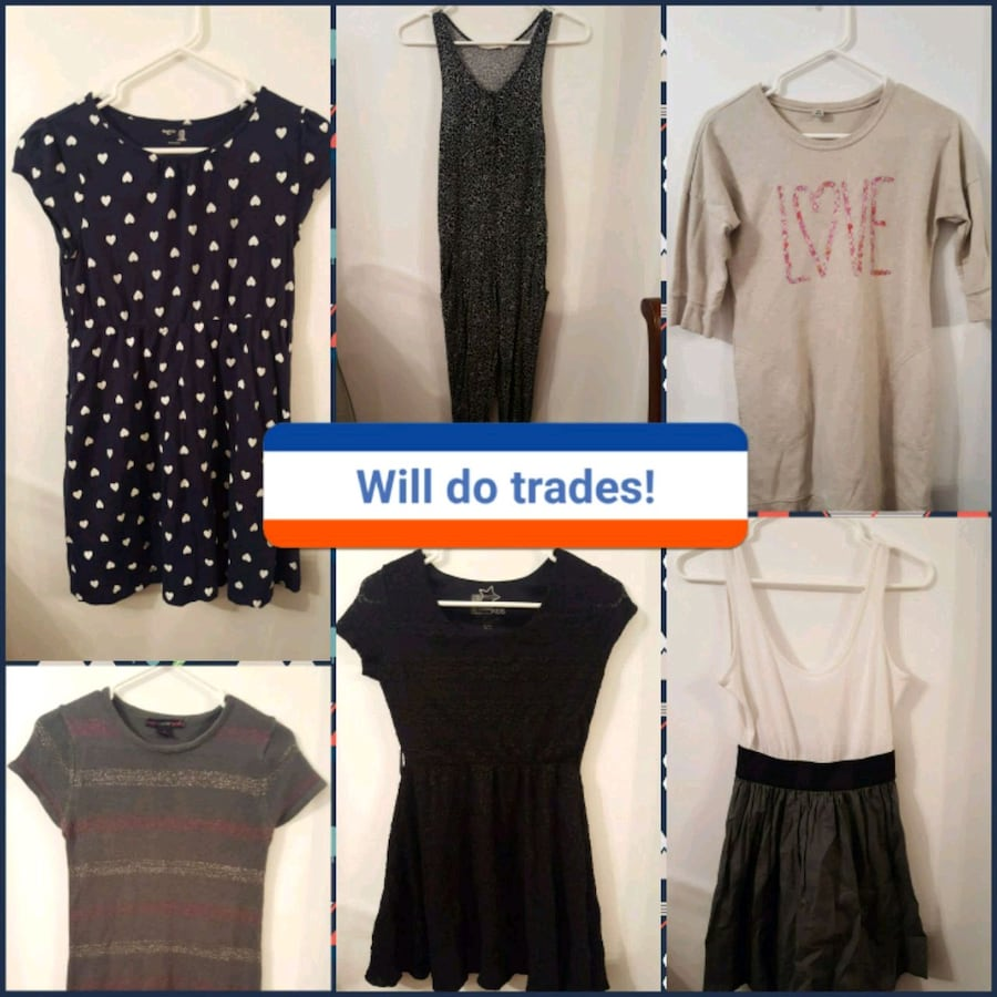 size 12 girls clothes lot
