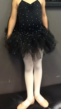 Ballerina dress, size 5 T Burnaby, V5H 2V6