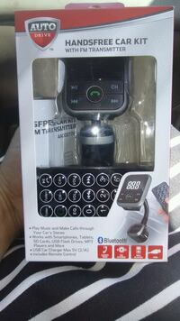 Handsfree car kit 668 mi