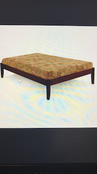 Full Cherry Real Wood Platform Frame Bed, will Deliver ! Washington