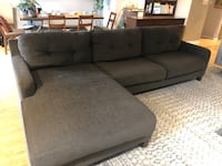 Comfy and Perfect Sized Sectional Sofa/Couch Los Angeles, 90039