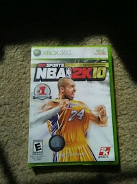 NBA 2k10 Xbox 360 game New Orleans, 70117