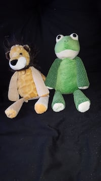 Scentsy buddies with breathe packs  Caledon, L7C 1B5