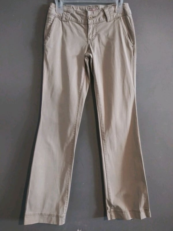 ***JUNIOR GIRL'S SIZE 1 MOSSIMO PANTS!*** 0