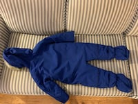 Full body winter snow suit (24m) Ottawa, K1L 5L7