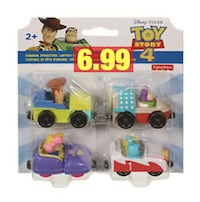 Toy story 4 toy
