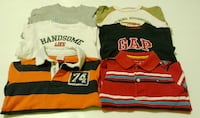 (26) T-shirts and polos for boys Etobicoke