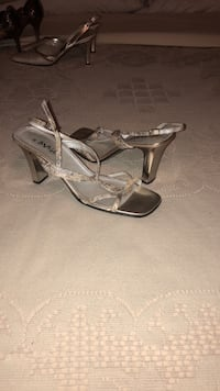 Woman heels made in Italy size 10 Montréal, H4K 1K3