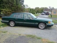1992 Lincoln Town Car Harpers Ferry