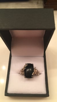 Vintage onyx 925 sterling silver ring size 7 Las Vegas, 89123