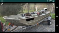 16' Sea Nymph + Motor and Extras