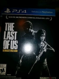 Sony PS4 The Last of Us  2271 mi