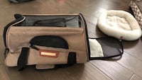 Small dog Travel carrier- airplane approved  Tigard, 97140