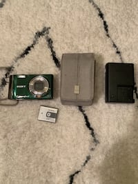 Sony Cyber-shot camera with battery, case, & charger!  Los Angeles, 90046