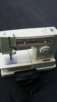 white and gray Brother sewing machine Toronto, M5J 2W4