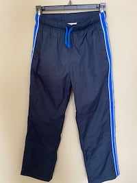 Boys active side stripe pants Lands' End