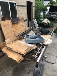 black and gray table saw Littlerock, 93543