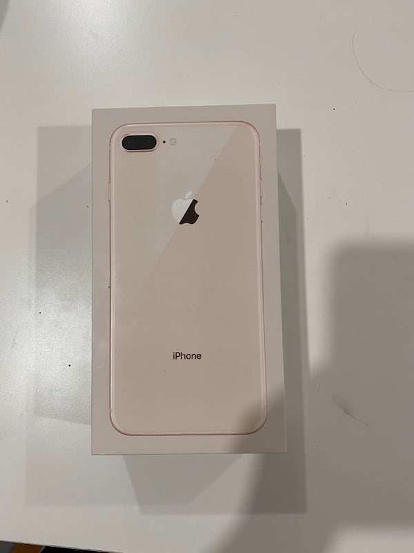 256 GB Iphone 8+ In Mint Condition  3099f441-62ae-4c14-a8eb-802afdf713bf
