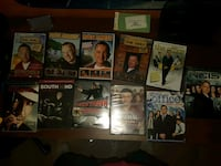 Brand New/Unopened TV Shows & Some TV Shows that h
