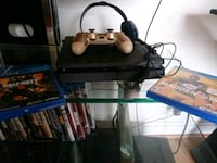 Ps4 1tb gold controller 2 games and headset Nashville