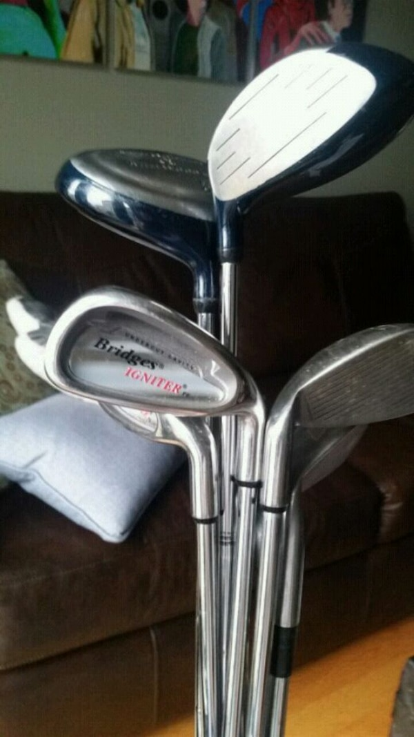 Men's Bridges Igniter golf clubs