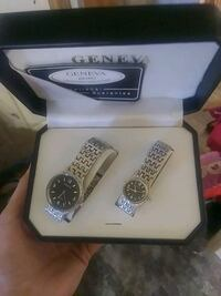 His and her watches 355 mi