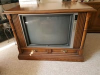 Old console tv Corunna