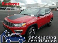 2017 Jeep New Compass Trailhawk Sterling, 20166