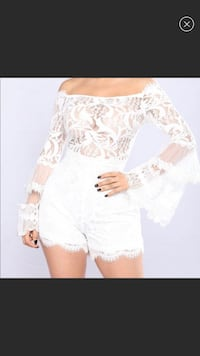 Romper Fashion Nova Fort Washington, 20744