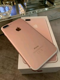 Apple iPhone 7 Plus - 128GB - Rose Gold
