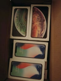 LIKE NEW IPHONE X, XS AND XS MAX 64G FOR SALE Terrebonne, J6X 4A9