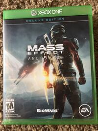 xbox one game - Mass effect Andromeda deluxe edition Austin, 78727
