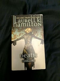Death of a Darklord book by Laurell K. Hamilton  Vaughan, L4H