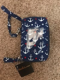 Nautical wristlet with insert  Liverpool, 13088