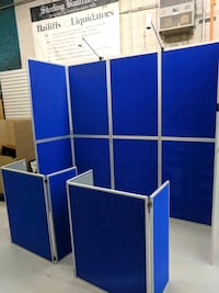 Hard wall for trade show Vaughan, L4K 5V6