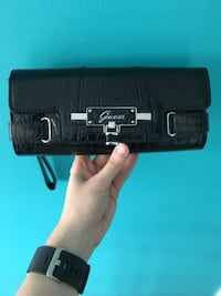 Authentic Guess wristlet- new price