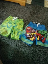 size 6t bathing suits