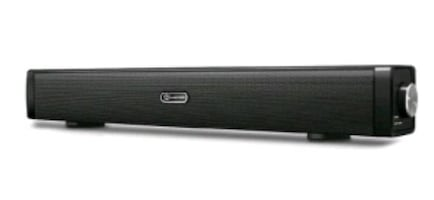 Wired Computer Sound Bar, Stereo USB Powered NEW IN BOX  ½ PRICE
