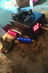 2 tattoo guns and power supply and foot pedal Maryville, 37804