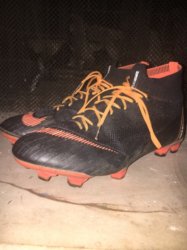 the latest 9052f 6dd52 Used Nike mercurial superfly 6 size 8.5 soccer cleats for sale ...
