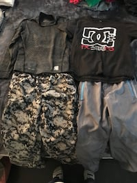 Lot of boys clothes size 7-8