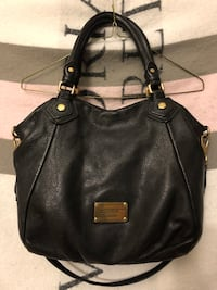 Marc Jacobs Fran in black and cement grey, black for $110, cement grey for $200 (dust bag) Richmond, V7A 2W1